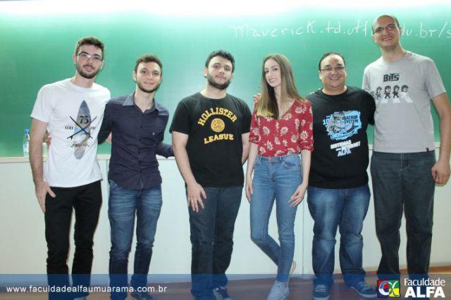 8ª Jornada Empresarial Faculdade ALFA Umuarama