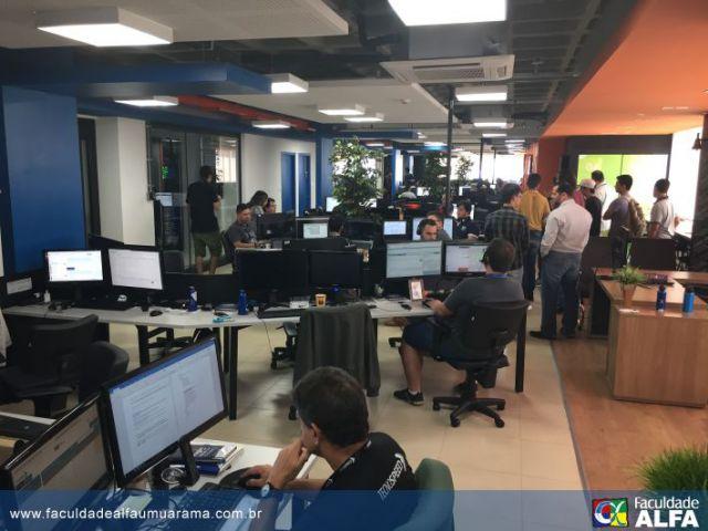 Visita Técnica a TecnoSpeed - Maringá