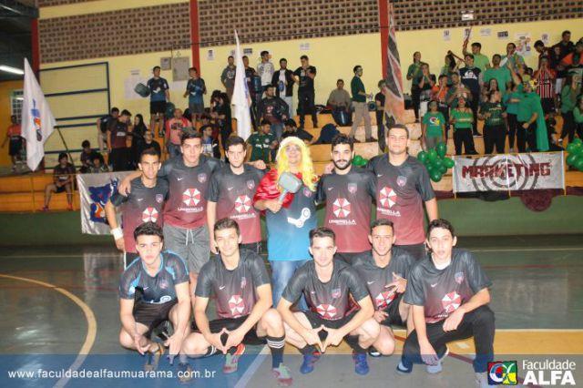 Jogos Faculdade ALFA 2018